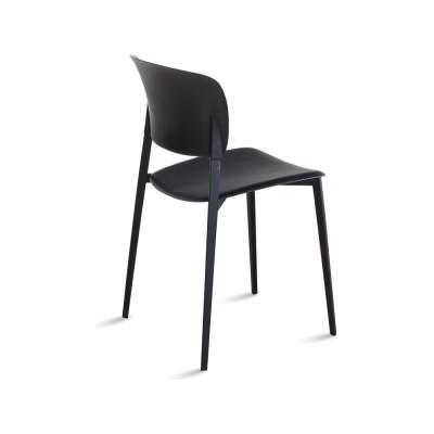 Ply Polypropylene Dining Chair Desalto Polypropylene F18 White, B83 Champagne