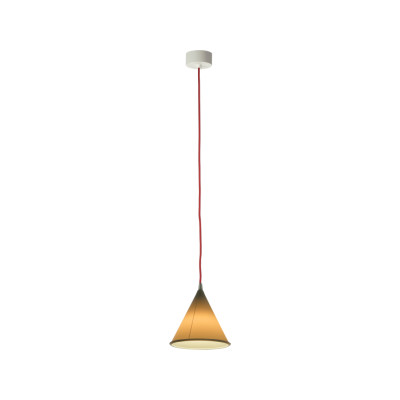 POP 2 Pendant Light Neutral, Red