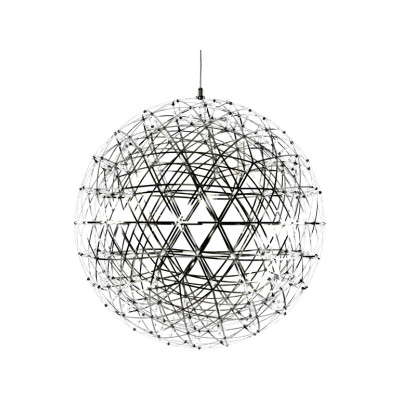 Raimond Round Pendant Light Medium, Dimmable with 400 cm cable