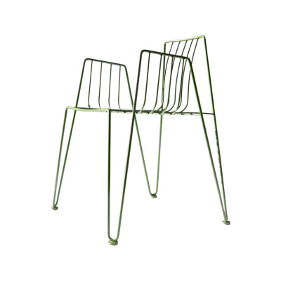 Rambla Dining Chair Green