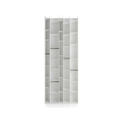 Random Bookshelf White