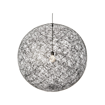Random Pendant Light White, Medium, 400 cm, Type G
