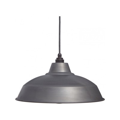 Raw Steel Industrial Lamp Shade Raw Steel Industrial Lamp Shade