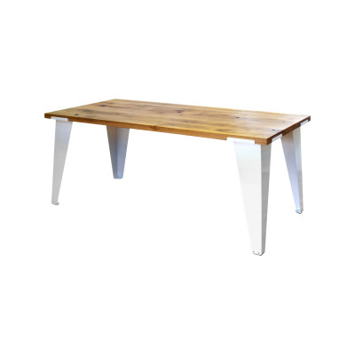 Reclaimed French Oak Dining Table