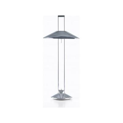 Regina Table Lamp White, Halogen