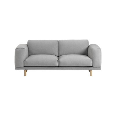 Rest Studio Sofa Vidar 2  0554, Oak