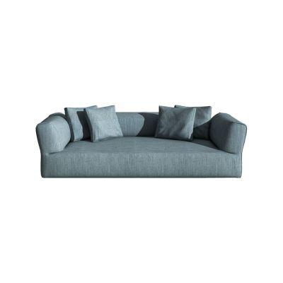 Rever Four-seater sofa Churchill - Polvere