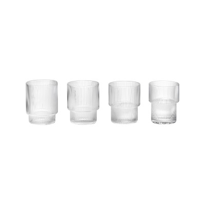 Ripple Glass - Set of 12