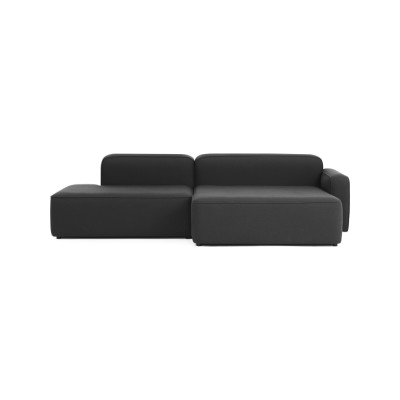 Rope Modular Sofa 420 Wide Chaise Longue Right Armrest Breeze Fusion 04003