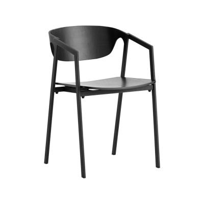 S.A.C. dining chair - set of 2