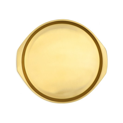 Sama Tray Brass, Small