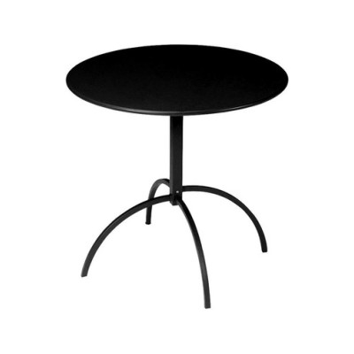 Segno Folding Round Table Indian Brown 41