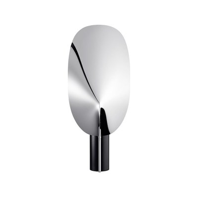 Serena T Table Lamp Aluminum