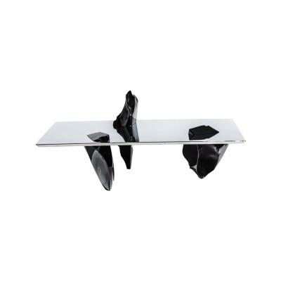 Sereno Coffee Table Black Titanium