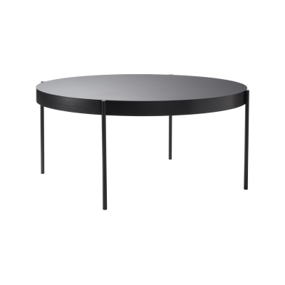 Series 430 Dining Table 43 Black, 160cm