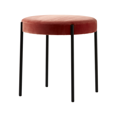 Series 430 Stool - set of 2 Dunes 21000 Cognac, 43 Black