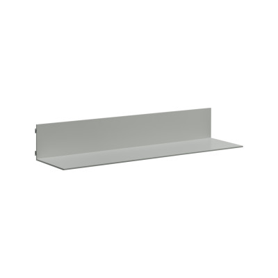 SH06 Profil Shelf Jet Black, Long