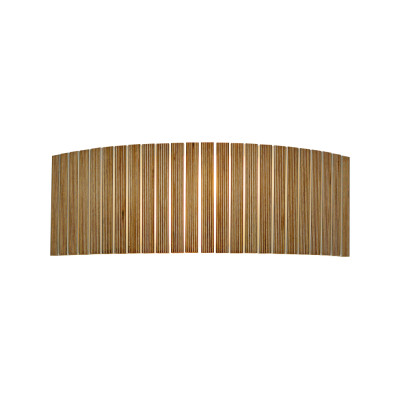 Shio Wall Light No, Wenge