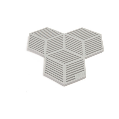 SICO - Pan Trivet  GREY (pack of 5)