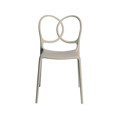 Sissi Stackable Chair Set Gold