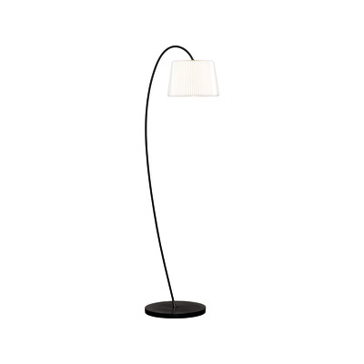 Snow Drop Floor Lamp White