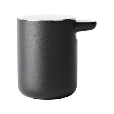 Soap Pump - Set of 4 Black