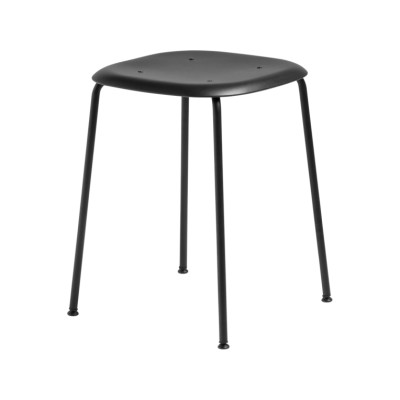 Soft Edge P70 Stool Dusty Green