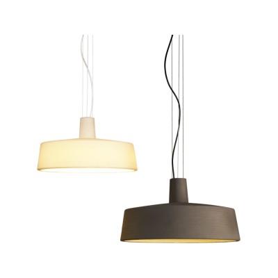 Soho Outdoor Pendant Light Marset - Black, 112cm, Yes