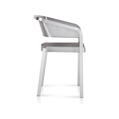Soso Stacking Armchair Hand Brushed