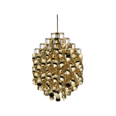 Spiral SP01 Pendant Light Gold