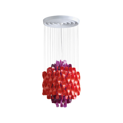 Spiral SP1 Pendant Light Multi Colour