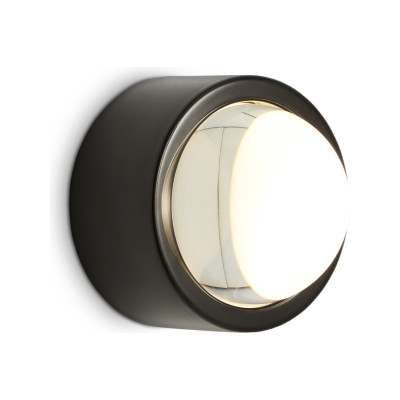 Spot Surface Round Light Black
