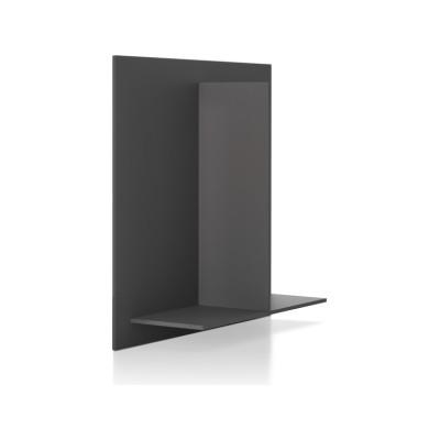 Square Shelf Element T Medium Grey