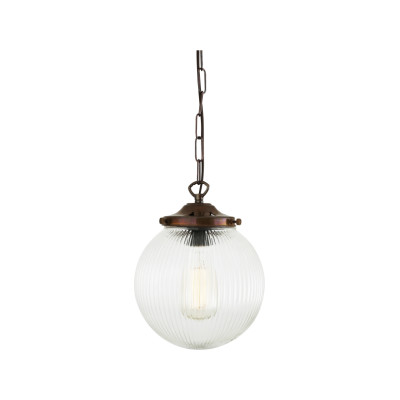 Stanley Pendant Light Polished Chrome