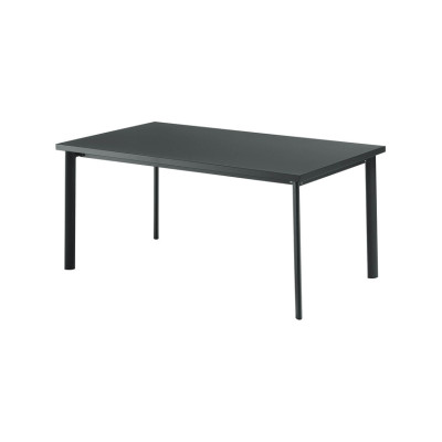 Star Rectangular Table Dark Green 75