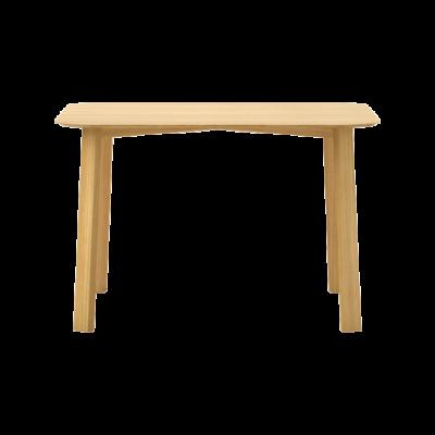 Stockholm Coffee Table, Square Super-Matt Oak, 80cm
