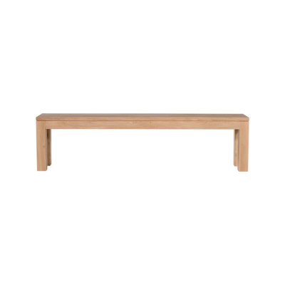 Straight Bench 200 x 35 x 45 cm