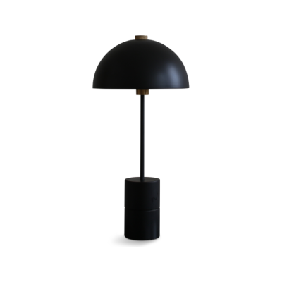 Studio Table Lamp, Brass Details