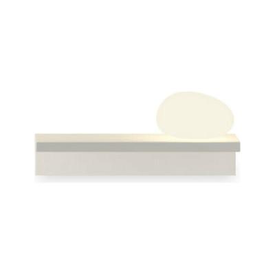 Suite 6041 Wall Light Matt white lacquer