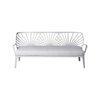 Sunrise Sofa White
