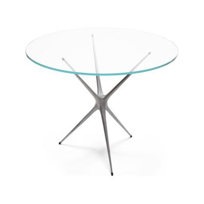 Supernova Coffee Table Raw Aluminium