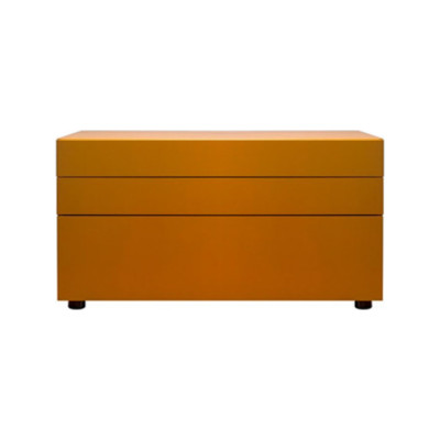 Swift Chest of 3 Drawers OX 76 VERDE INGLESE