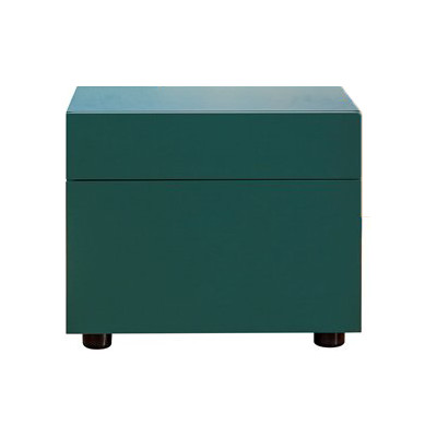 Swift Night Table OX 76 VERDE INGLESE