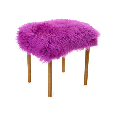 Swyn Baa Beauty Stool  Cerise