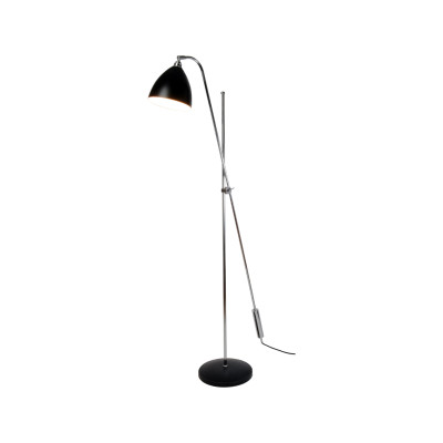 Task Overreach Floor Lamp Blue