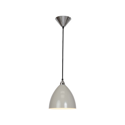 Task Pendant Light Putty Grey