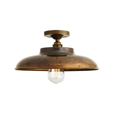 Telal Ceiling Light Antique Brass