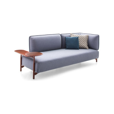 Tender Element Sofa - 226 A7870 - Elastic 2 Pitch Pearl, Right