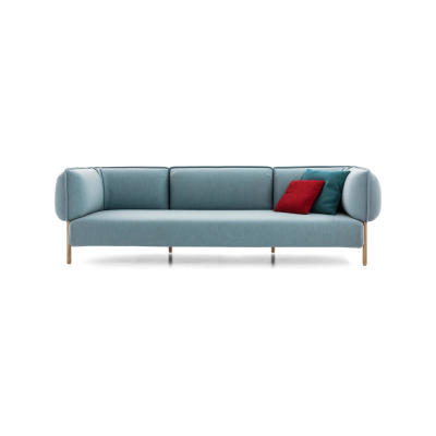 Tender Element Sofa - 288 A7870 - Elastic 2 Pitch Pearl, Right