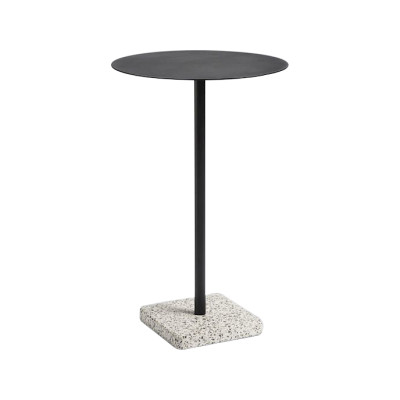 Terrazo Round High Table 105 cm